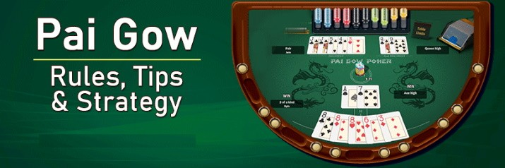 Pai Gow poker rules – Master the rules of how to play the game